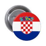 croatia pin