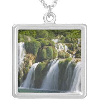 Croatia, Sibenik-Knin Region, KRKA NATIONAL Silver Plated Necklace