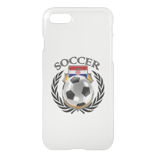 Croatia Soccer 2016 Fan Gear iPhone 7 Case