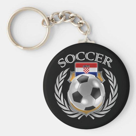 Croatia Soccer 2016 Fan Gear Key Ring
