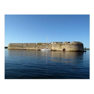 Croatia - St. Nikola fortress Postcard