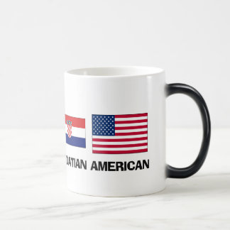 Croatian American Magic Mug