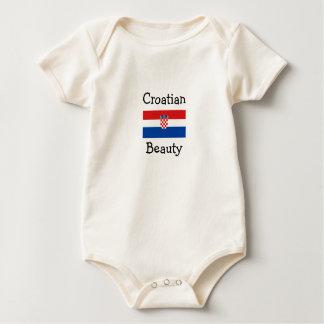 Croatian Beauty Baby Bodysuit