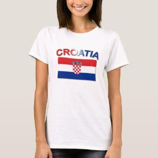 Croatian Flag 2 T-Shirt