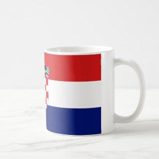 Croatian flag - Trobojnica Mug