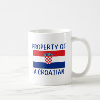 Croatian Property Coffee Mug