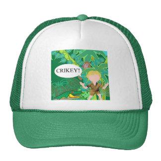 Croc Hunter Cap Hats