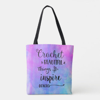 Crochet Beautiful Things Bag