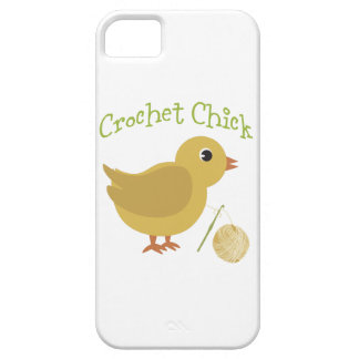 Crochet Chick iPhone 5/5S Covers