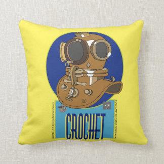 Crochet- cushion Sketcher