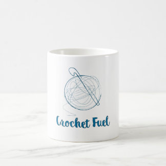 Crochet Fuel Coffee Mug