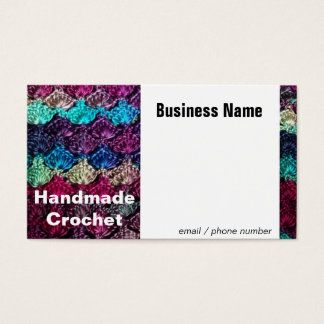 Crochet Handmade Business Card