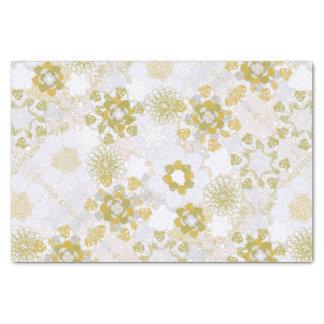 Crochet Lace Tissue Paper