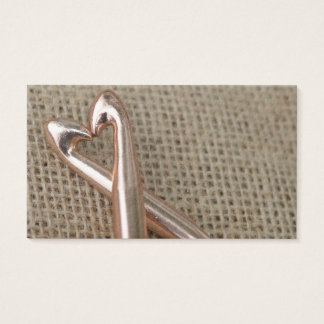 Crochet Lovers' Business Card Template