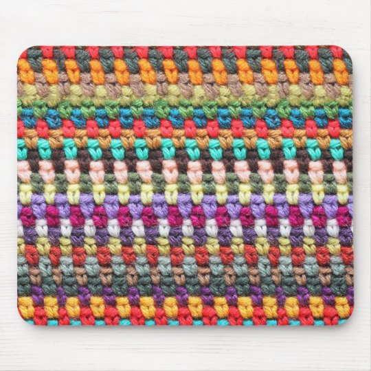 Crochet Mouse Pad - Yarn Mouse Pad
