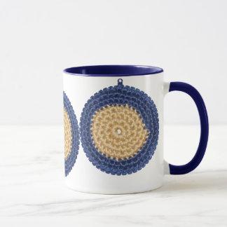 Crochet mug