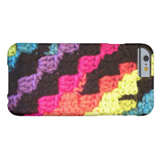 Crochet Neon c2c Barely There iPhone 6 Case