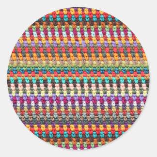 Crochet Sticker - Yarn Sticker
