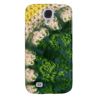 Crocheted Photo-Op Galaxy S4 Case