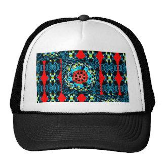 Crocheted Style Cap