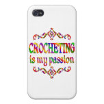 Crocheting Passion Covers For iPhone 4