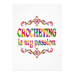 Crocheting Passion Invites
