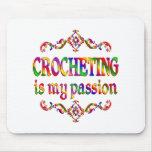 Crocheting Passion Mousepad