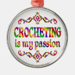 Crocheting Passion Ornaments