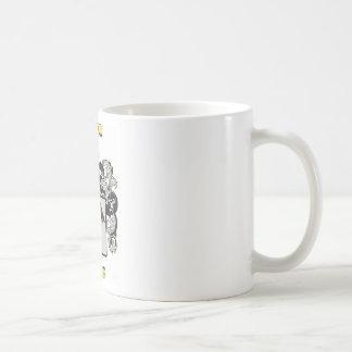 crockett basic white mug