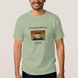 Crockpottery Tee Shirts