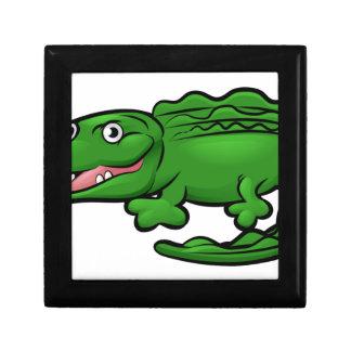 Crocodile Alligator Animal Cartoon Character Gift Box