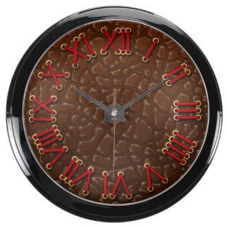 Crocodile clock aquavista clock