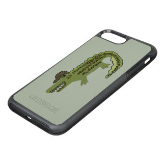 Crocodile Cool OtterBox Symmetry iPhone 7 Plus Case