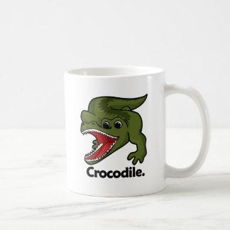 Crocodile Crocodile. Coffee Mug