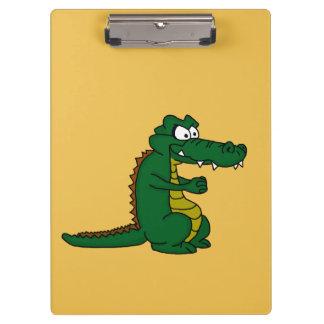 Crocodile design custom clipboards