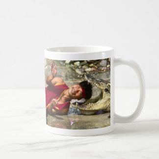 Crocodile Frolics Coffee Mug