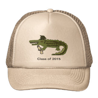 Crocodile Grad Trucker Hat