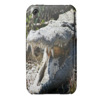 Crocodile iPhone 3 cover