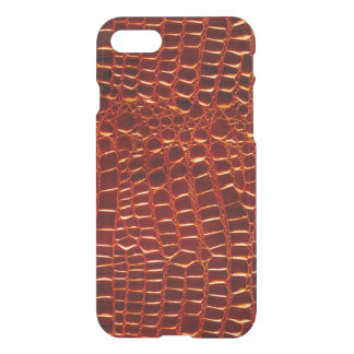 Crocodile iPhone 7 Clear Case