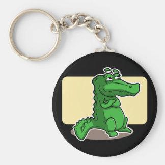 Crocodile Keychains