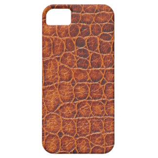 Crocodile Leather Design iPhone 5 Cover