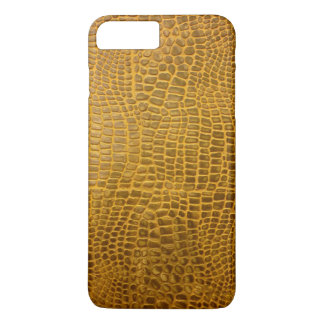 Crocodile Leather iPhone 7 Plus Case