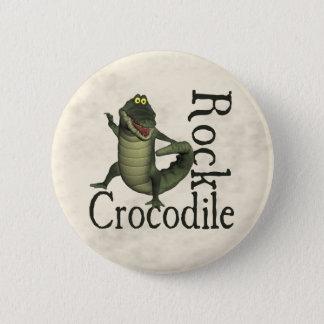 Crocodile Rock 6 Cm Round Badge