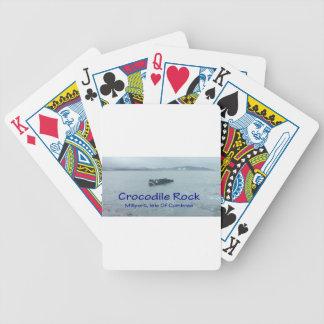Crocodile Rock High Tide Card Deck