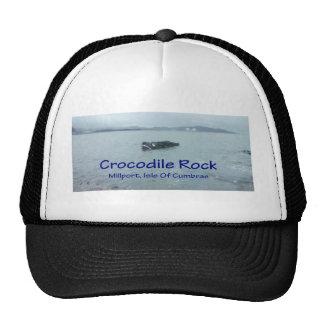 Crocodile Rock High Tide Mesh Hat
