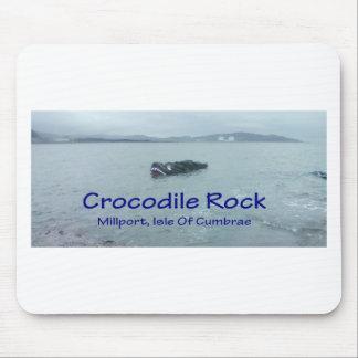 Crocodile Rock High Tide Mousepads