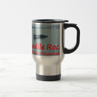 Crocodile Rock High Tide ( Red Text ) Mug