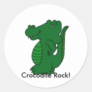 Crocodile Rock! Sticker Sheet (20)