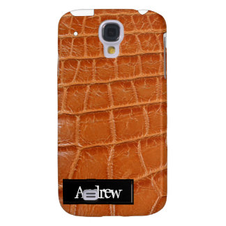Crocodile Skin iPhone3G Galaxy S4 Case