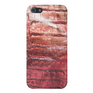 Crocodile skin iPhone case Cover For iPhone 5/5S